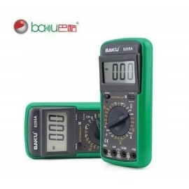 MULTITESTER DIGITAL BAKU 9205A